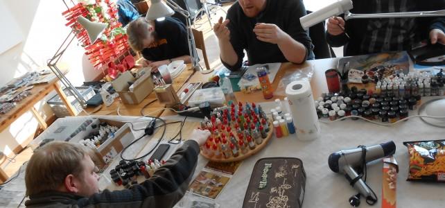 9. PaintPals Meetup  (20.8.2016) kurzfristig abgesagt