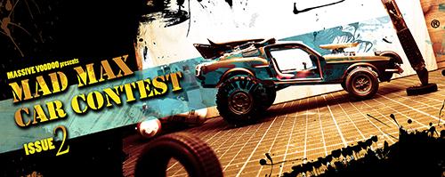 Mad Max Contest von Massive Voodoo