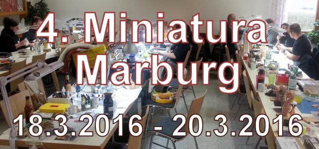 4. Miniatura Marburg – Ein Review