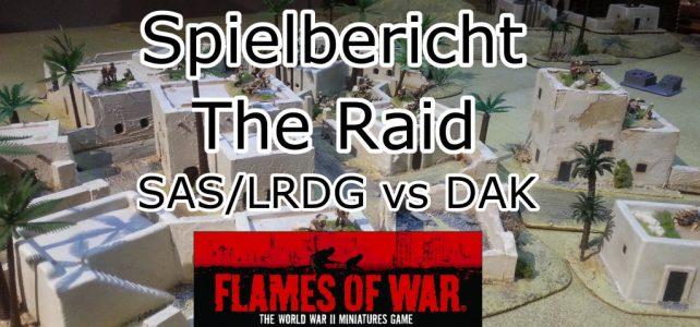 The Raid: ein visueller Spielbericht