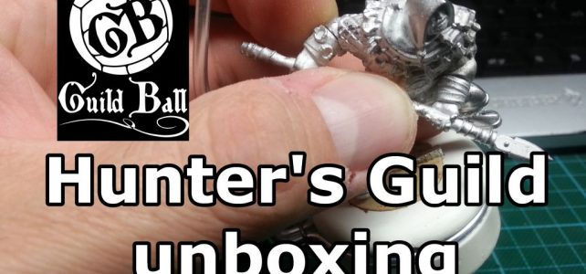 Guild Ball: Hunter's Guild