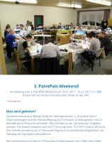 PaintPals Weekend 2017