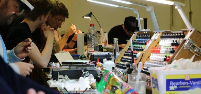 Anmeldung zum 4. PaintPals Wochenende online